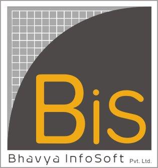 bhavyainfosoft Logo