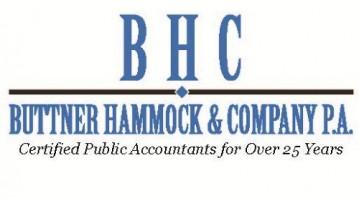 Buttner Hammock & Company, P.A. Logo