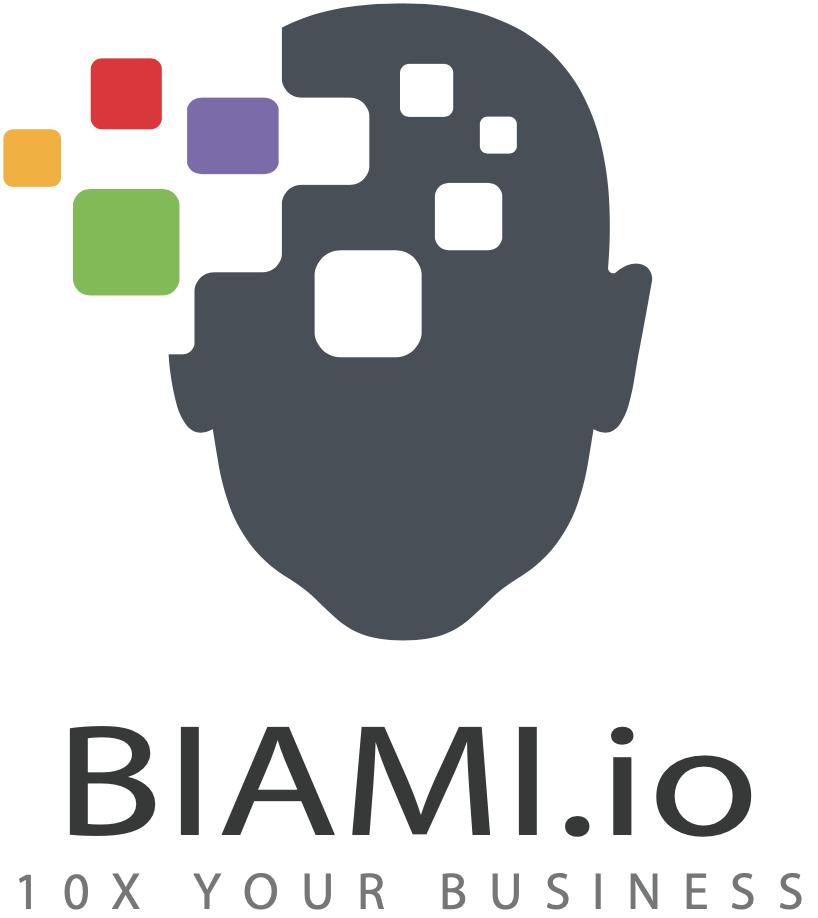 BIAMI.IO - Intelligent Automation Logo