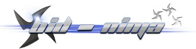 Bid-Ninja Software for Quibids Logo
