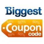Biggest Coupon Code Logo
