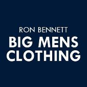 Ron Bennett Big Mens Clothing Logo