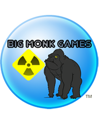 Big Monk Games Logo