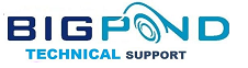 Bigpond Email Technical Support Number 1-800-849-315 Logo