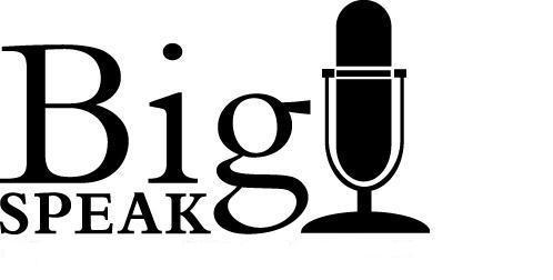BigSpeak Speakers Bureau Logo
