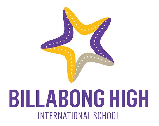 Billabong High International School Noida Logo