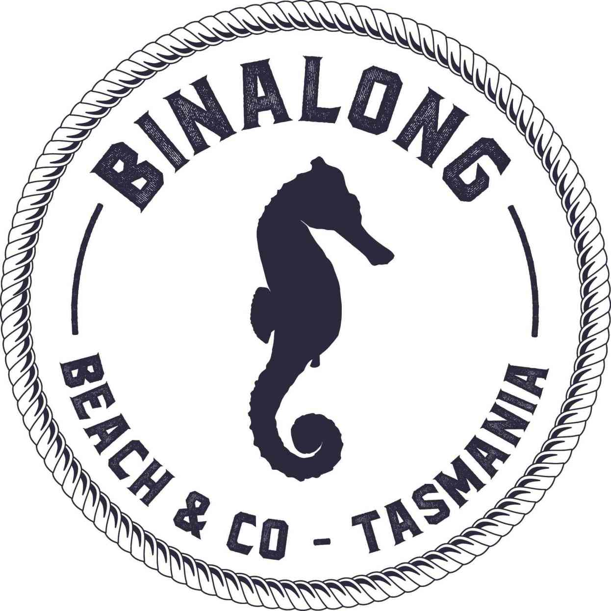 Binalong Beach & CO Logo