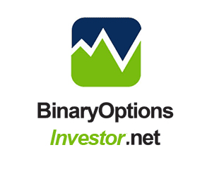 Binary options trading logo
