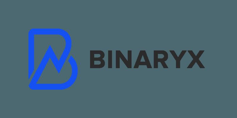 Binaryx Logo