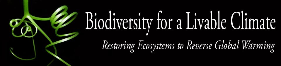 Biodiversity for a Livable Climate Logo