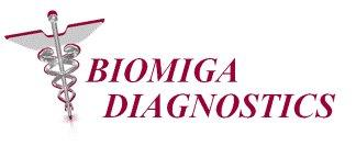 Biomiga Diagnostics Logo