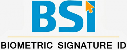 Biometric Signature ID Logo