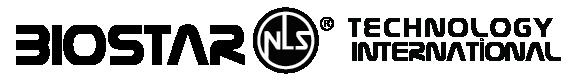 Biostar Technology International, LLC Logo