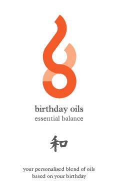 birthday oils Logo