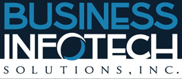 Business InfoTech Solutions Logo
