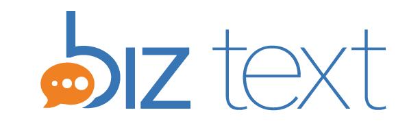 Biz Text Logo