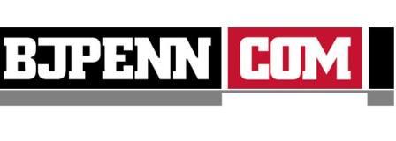 www.bjpenn.com Logo