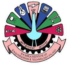 BK Birla Institute of Engineering & Technology Logo