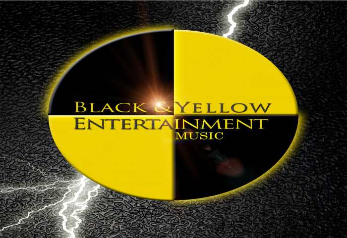 Black and Yellow Entertainment Logo