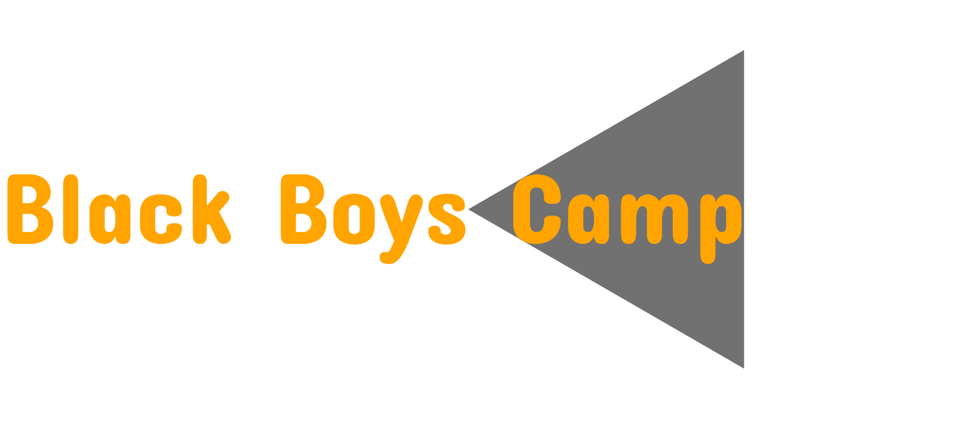 Black Boys Camp Logo