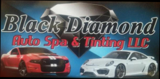 Black Diamond Auto Spa & Tinting LLC Logo