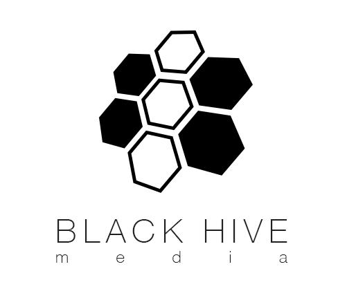 Black Hive Media Logo