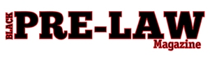 Black Pre-Law Magazine Logo