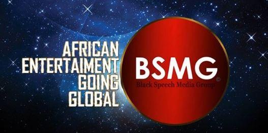 Black Speech Media Logo
