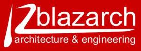 Blazarch Logo