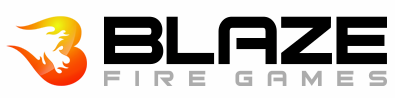 Blaze Fire Games Logo