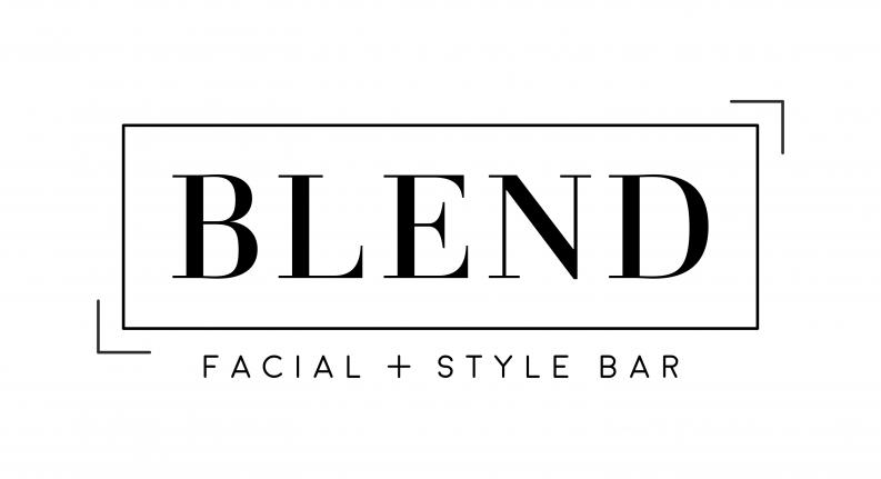 Blend Facial And Style Bar Logo