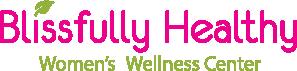 Blissfully Healthy Women's Wellness Center Logo