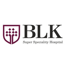 BLK Super Speciality Hospital Logo