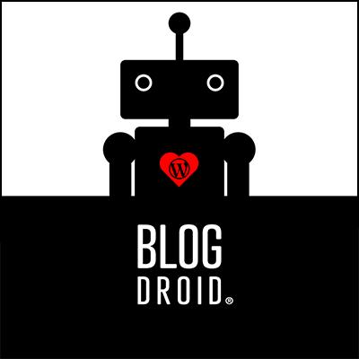 BlogDroid Logo