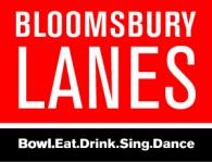 Bloomsbury Bowling Lanes Logo