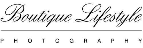 Boutique Lifestyle Photography Logo