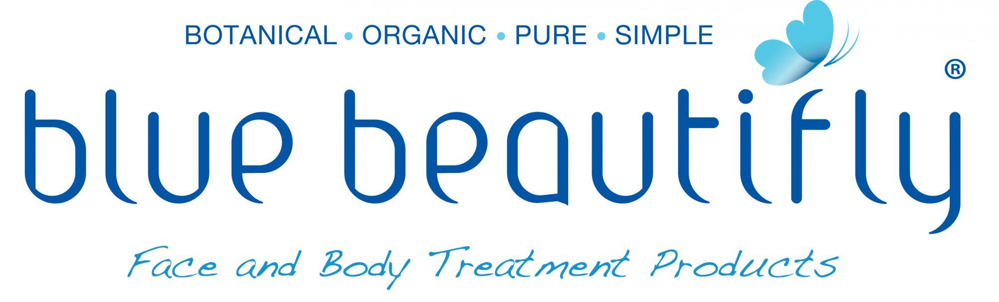 bluebeautifly Logo