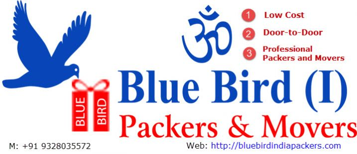 Blue Bird India Packers Logo