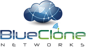 Blueclone Networks Logo