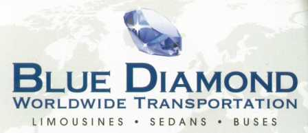 Blue Diamond Worldwide Transportation Logo