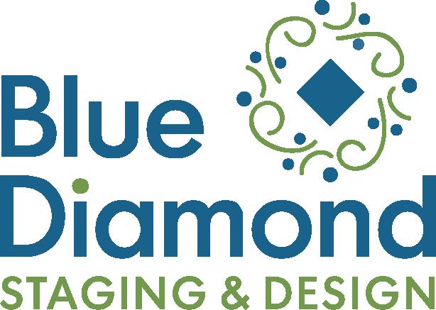 Blue Diamond Staging & Design, LLC Logo
