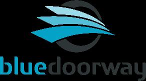 bluedoorway.com Logo