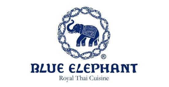 Blue Elephant - Thai Restaurant in London Logo