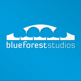 blueforeststudios Logo