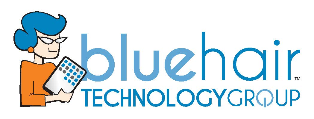BlueHair Technology Group Logo