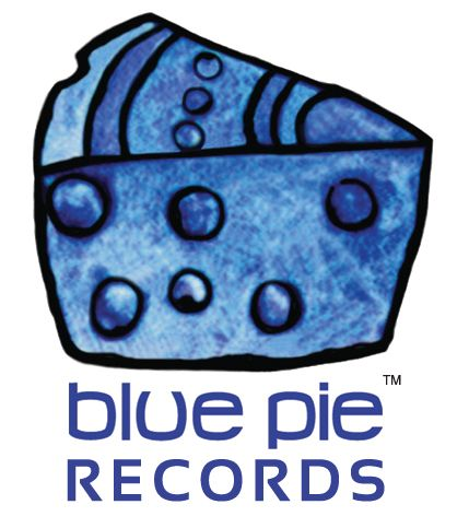 Blue Pie Productions Logo