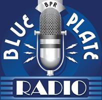 Blue Plate Radio Logo