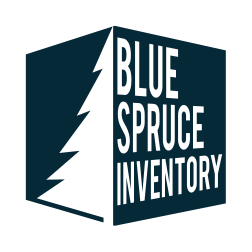 Blue Spruce Inventory Logo