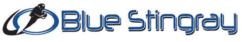 Blue Stingray Digital Ad Agency Logo