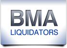 BMA Auction Liquidators Logo
